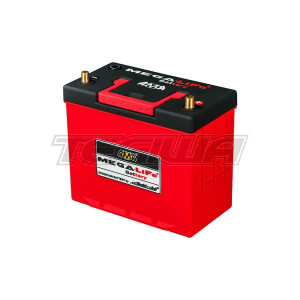 Mega-Life MV-24L LiFePO4 Lithum-Ion Lightweight Race Battery