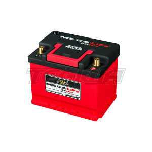Mega-Life MV-400 LiFePO4 Lithum-Ion Lightweight Race Battery
