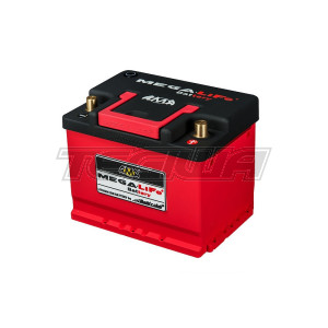 Mega-Life MV-66 LiFePO4 Lithum-Ion Lightweight Race Battery