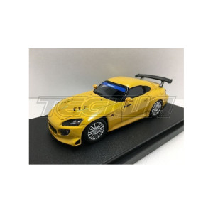 SPOON SPORTS OFFICIAL HONDA S2000 MODEL YELLOW