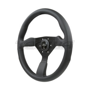 PERSONAL GRINTA LEATHER STEERING WHEEL 350MM
