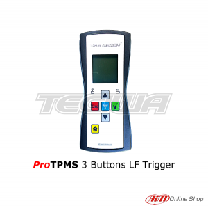 AIM PROTPMS LCD LF CAR TYRE PRESSURE MONITORING TRIGGER