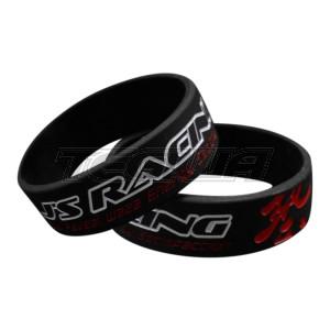J's Racing Rubber Wristband