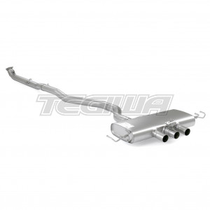 REMUS EXHAUST HONDA CIVIC TYPE R FK8 17+