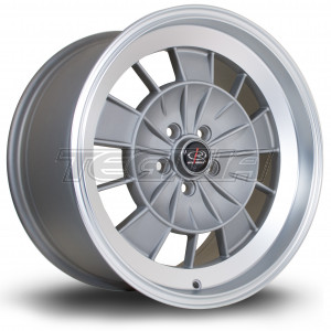 ROTA RETRO2 ALLOY WHEEL 17 X 9 5X100 ET42 730 RAW