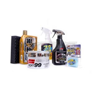Soft99 Basic Kit White