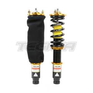 TEGIWA COILOVER SUSPENSION SHOCK SOCKS COVERS MIXED SET 300MM & 350MM