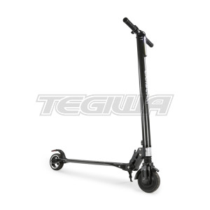 CARBON FIBRE FOLDING ELECTRIC SCOOTER BLACK - 15MPH ADULTS