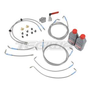 Tegiwa ABS Anti-Lock Brake System Delete Kit Honda Civic Type R EP3 01-06