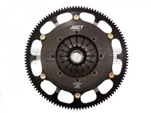 ACT CLUTCH KIT HONDA CIVIC 92-00 B-SERIES B16 B18 EG EK INTEGRA DC2 TYPE R VTEC DOHC 220MM TWIN-DISC KIT INC FLYWHEEL T1RR-H03