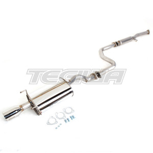 Revel Medallion Touring-S Exhaust System Honda Integra DC2 Type R 97-01