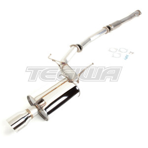 Revel Medallion Touring-S Exhaust System Mitsubishi Lancer EVO8/9 03-06