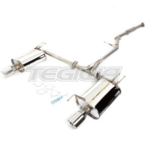 Revel Medallion Touring-S Exhaust System Honda Accord 04-08