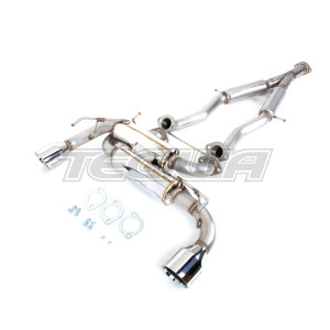 Revel Medallion Touring-S Exhaust System Nissan 370Z 09-12