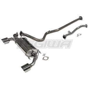Revel Medallion Touring-S Exhaust System Subaru BRZ Toyota GT86 13-17
