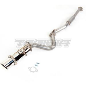 Revel Medallion Touring-S Exhaust System Subaru BRZ Toyota GT86 13-16