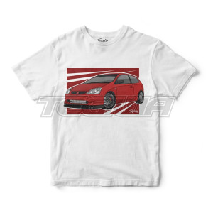 TEGIWA CIVIC EP3 TYPE R T-SHIRT