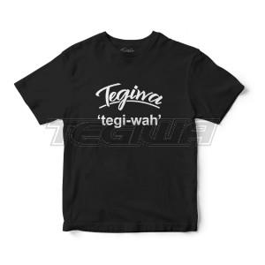 TEGIWA PRONUNCIATION T-SHIRT