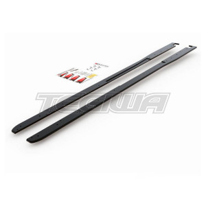 Maxton Design Racing Durability Side Skirts Splitters Toyota GR Yaris 20+