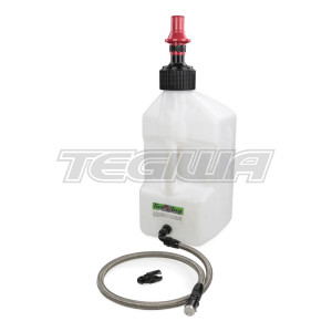 TEGIWA 20L TUFF JUG UPGRADE BREATHER KIT WITH BOTTLE - 30 SECOND DRAIN TIME