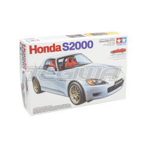 Tamiya 1:24 Scale Honda S2000 AP1 #1280P With Tamiya Glue