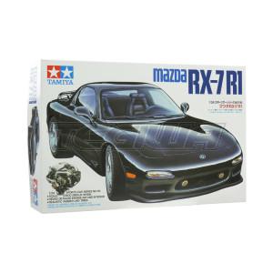 Tamiya 1:24 Scale Mazda RX-7 R1 FD3S #1461P With Tamiya Glue
