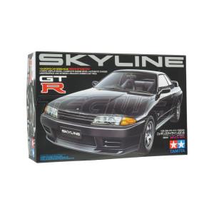 Tamiya 1:24 Scale Nissan Skyline R32 GTR Ltd #24090 With Tamiya Glue