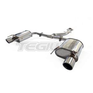 Invidia Q300tl-S Axle-Back Exhaust Lexus IS250/220 06+