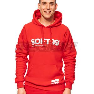 Soft99 Red Hoodie