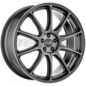OZ RACING HYPER XT HLT ALLOY WHEEL