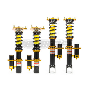 YELLOW SPEED RACING DYNAMIC PRO SPORT COILOVERS HOLDEN COMMODORE VE 06-12