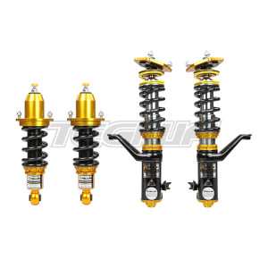 YELLOW SPEED RACING YSR PREMIUM COMPETITION COILOVERS HONDA CIVIC EP3 INVERTED