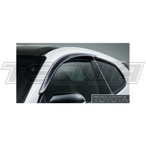 Genuine Toyota Door Visor Wind Deflector Set Yaris GR 20+