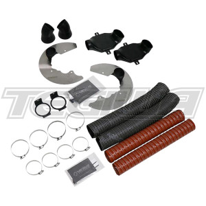 Verus Engineering Full Brake Cooling Kit - Subaru WRX/STI GR/GV