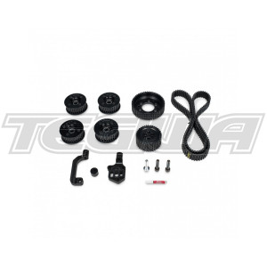 KRAFTWERKS SUPERCHARGER KIT TRACK PACK 20MM BELT UPGRADE HONDA S2000 00-03