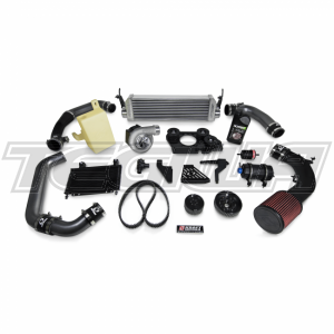 KRAFTWERKS '13-'16 BRZ/ FRS/ FT86 SUPERCHARGER SYSTEM - RACE BLACK EDITION W/O TUNING SOLUTION
