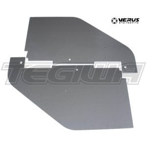 Verus Engineering Two-Piece Front Splitter - Toyota Subaru BRZ/FRS/GT86 17+