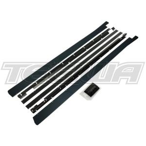 Verus Engineering Street Side Splitter Kit - Subaru Toyota FRS/BRZ/GT86