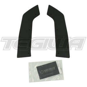Verus Engineering Street Rear Spat Kit - Subaru WRX/STI VA