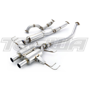 SPOON SPORTS N1 EXHAUST CATBACK MUFFLER KIT HONDA CIVIC TYPE R FK8 17+