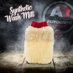 Autobrite Synthetic Wool Wash Mitt