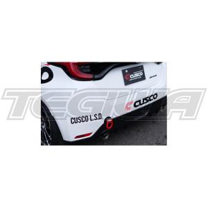 Cusco Rear Tow Eye Hook Toyota Yaris GR 20+
