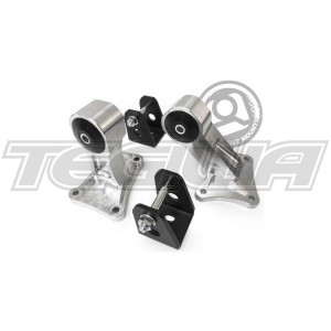 Innovative Mounts 00-09 S2000 Billet Replacement Engine Mount Kit (F-Series/Manual)