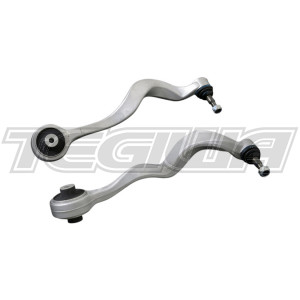 HARDRACE FRONT UPPER CONTROL ARM WITH HARDENED RUBBER BUSHES 2PC SET BMW 5 SERIES E60 M5 03-10