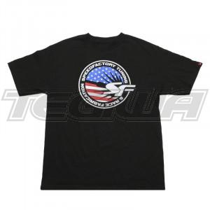SPEEDFACTORY RACING USA LOGO T-SHIRT