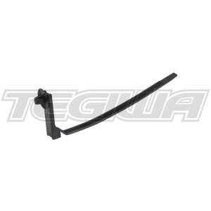 GENUINE HONDA WIRING HARNESS HOLDER CABLE TIE OFFSET BLACK 122.5MM VARIOUS MODELS
