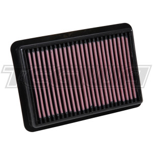 K&N PERFORMANCE AIR FILTER HONDA CIVIC TYPE R FK8 17+