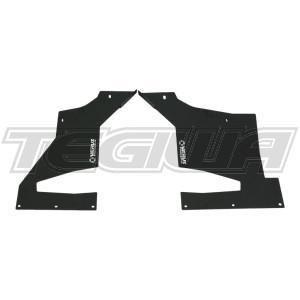 Verus Engineering Rear Suspension/Diff Covers - Toyota Subaru BRZ/FRS/GT86