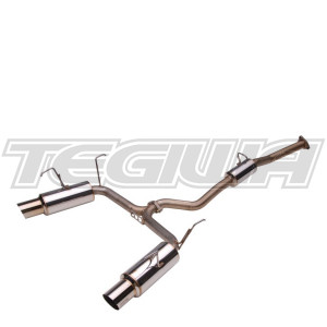 SKUNK2 MEGAPOWER CAT-BACK EXHAUST SYSTEM HONDA S2000