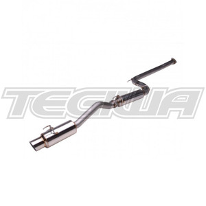 SKUNK2 MEGAPOWER R CAT-BACK EXHAUST SYSTEM HONDA 06-11 CIVIC SI COUPE